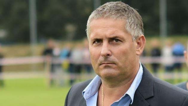 Fotbalový trenér Milan Valachovič.