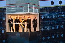 Muzikál Titanic uvedl ve Švýcarsku brněnský tým vedený režisérem Stanislavem Mošou.