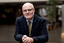 Petr Hutla, vrchní ředitel a člen představenstva ČSOB.