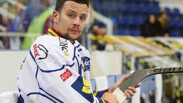 Hokejista Jan Hruška.