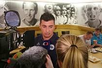 Hokejista Tomáš Kaberle podepsal s brněnskou Kometou jednoletou smlouvu.