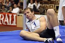 Tomáš Janků nad svými výkony nevěřícně kroutí hlavou.