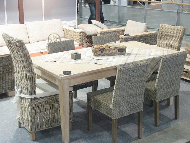 Veletrh nábytku a designu Mobitex 2009.