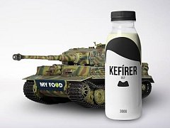 Recesistická značka Kefírer.