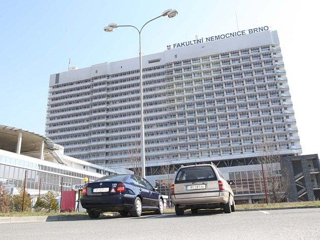 Fakultní nemocnice Brno.