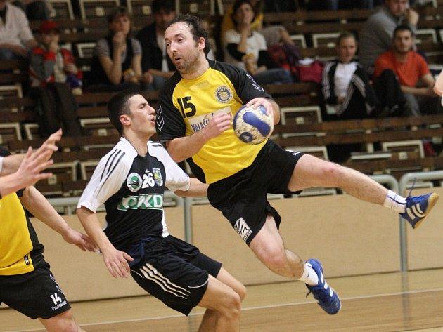 Brněnští házenkáři sestoupili do třetí ligy.