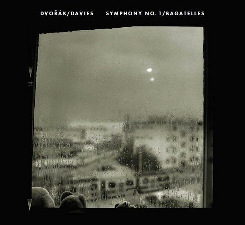CD s hudbou Antonína Dvořáka.