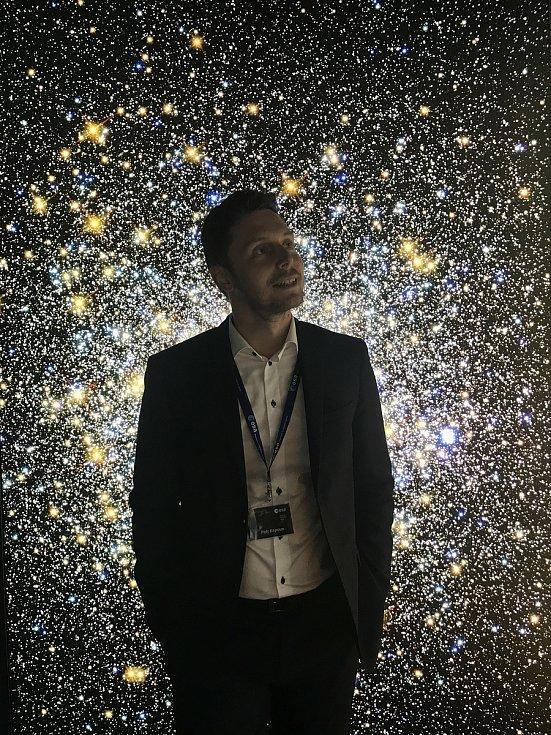 Ředitel SAB Aerospace Petr Kapoun.