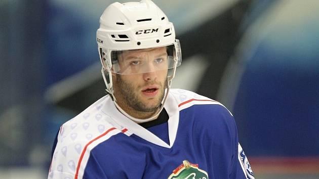 Hokejista Tomáš Vincour.