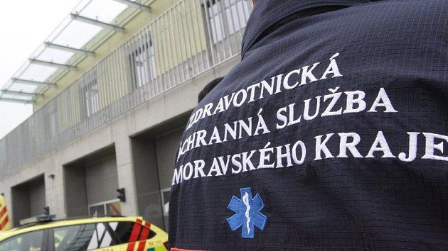 Jihomoravští záchranáři. Ilustrační foto.