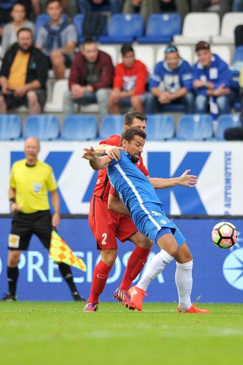 Fotbalisté Liberce i Brna v nové ligové sezoně stále čekají na vítězství, když ve 4. kole uhráli ve vzájemném utkání pod Ještědem jen bezbrankovou remízu.