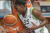 Basketbalistka Frisco Sika Brno Fordová.