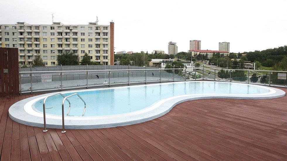 Brno 2.7.2020 - Aquapark Kohoutovice