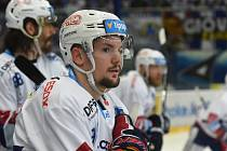 Hokejista Komety Petr Holík