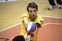 Volejbalista Daniel Římal.