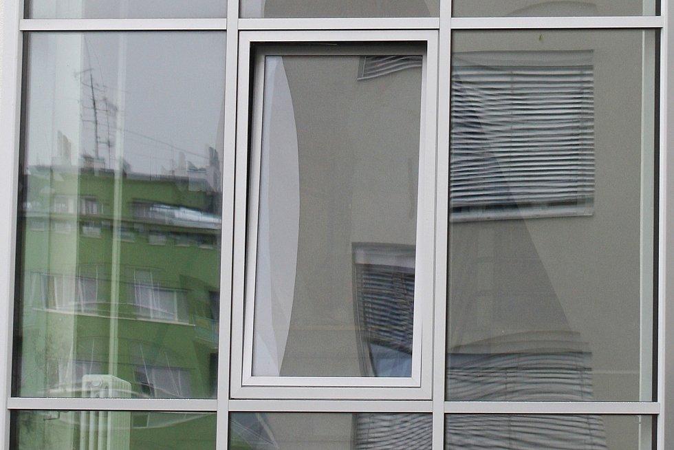 Opravenou budovu Úrazové nemocnice v Brně ukázali v létě 2019.