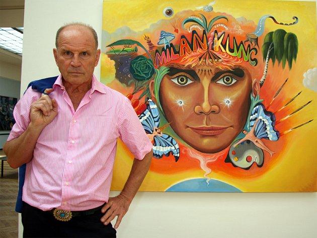 malíř Milan Kunc