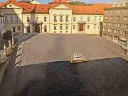 Vizualizace návrhu kašny na Dominikánském náměstí - návrh 16.