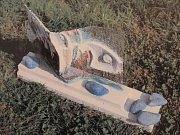 Vizualizace návrhu kašny na Dominikánském náměstí - návrh 23.