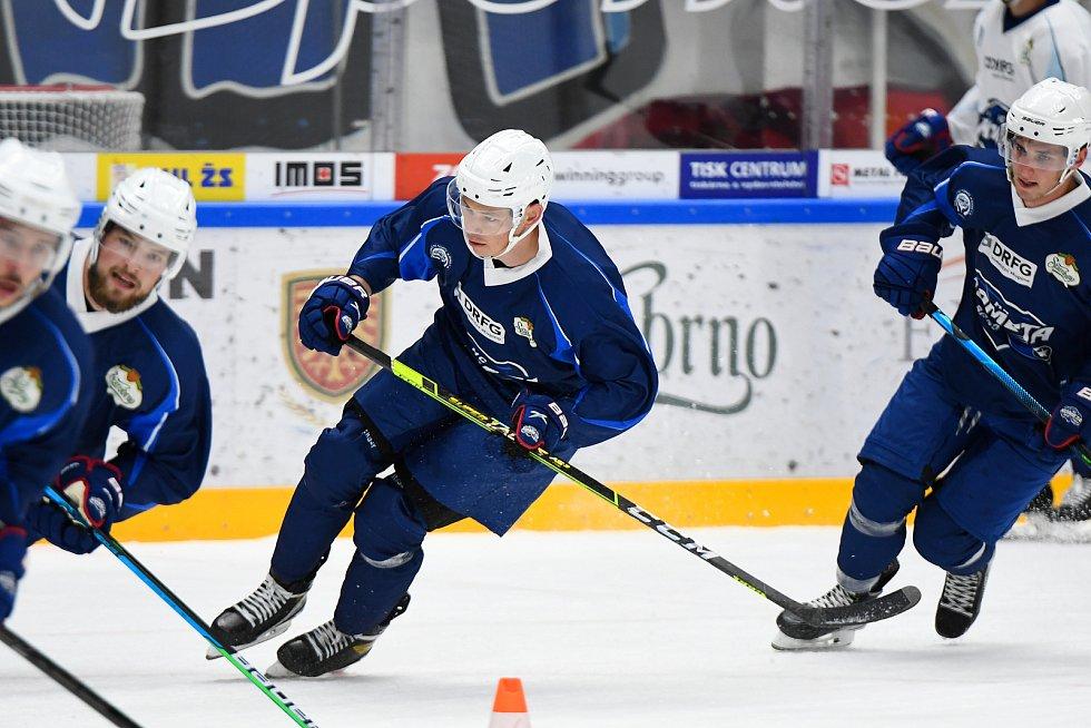 Marek Ďaloga zahájil s týmem přípravu na novou sezonu.