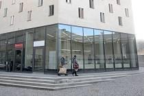 Tisková konference po jednání Rady města Brna v nově otevřeném Informačním centru TO JE BRNO.