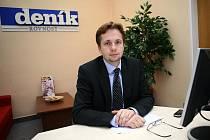 Robert Kotzian odpovídá online čtenářům Brněnského deníku Rovnost.