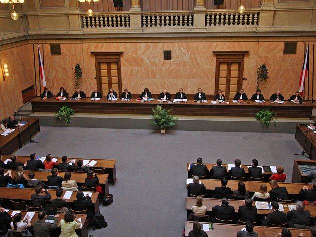 Ústavní soud.