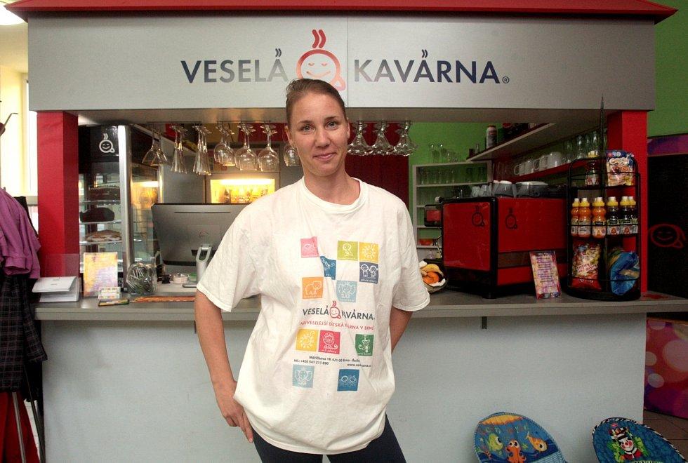 Skončit se letos v listopadu chystá i Veselá kavárna v Měřičově ulici v Řečkovicích.
