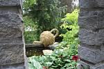 Studentská výstava Land Art v arboretu a Botanické zahradě Mendelovy univerzity.