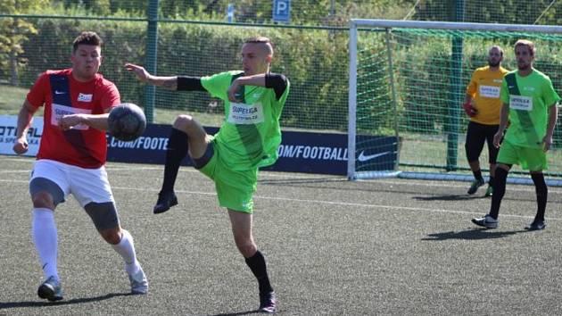 Brno míří do Mostu v Superlize malého fotbalu jako favorit.