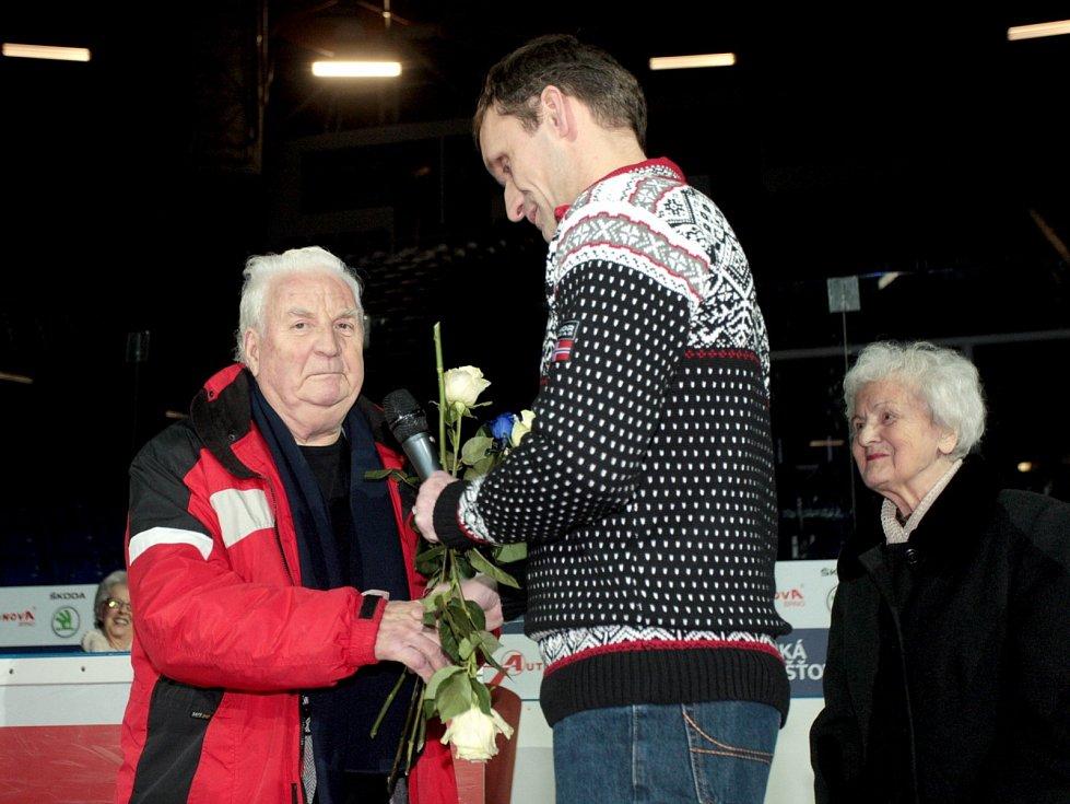 Jubilant Karol Divín žije v Brně padesát let.