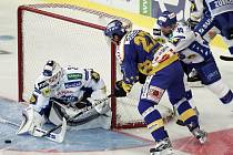 Brněnská Kometa ani v 10. kole hokejové extraligy neslaví výhru. Na domácí půdě prohrála se Zlínem 1:4.