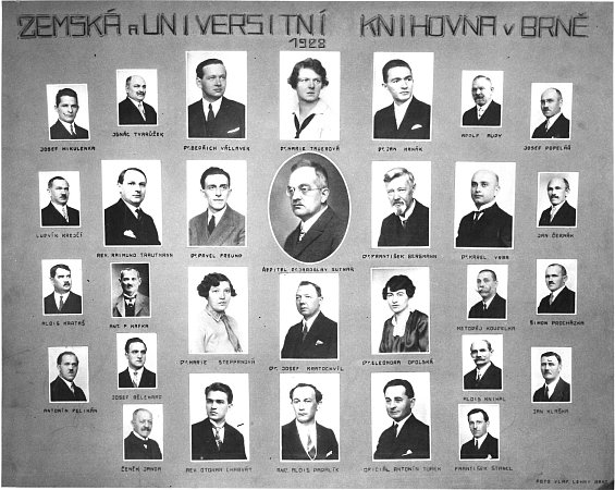 Moravská zemská knihovna půjčuje knihy už 130let.