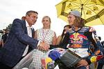 V závodě nejslabší kubatury Moto3 dojel při motocyklové Velké ceně z českých zástupců nejlépe rohatecký Jakub Kornfeil. Karla Haniku, jenž startoval ze sedmého místa, potkal ve druhém kole pád. Závod třídy Moto2 vyhrál Johann Zarco.