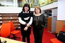Moderní knihovna a rozšířený vestibul slouží od pondělka studentům Ekonomicko-správní fakulty Masarykovy univerzity v Brně.