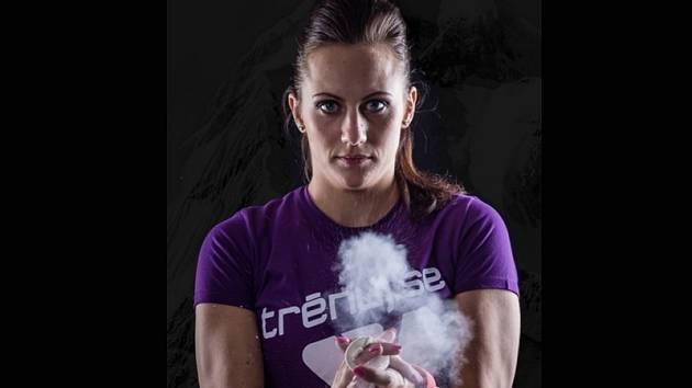 Trénuj! O přípravu žen se stará dvojnásobná účastnice olympijských her Kristýna Pálešová.