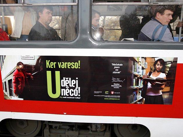 Kampaň pro Romy