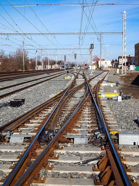 Modernizace a elektrizace trati mezi Hrušovany u Brna a Židlochovicemi, 1. místo v kategorii Dopravní a inženýrské stavby.