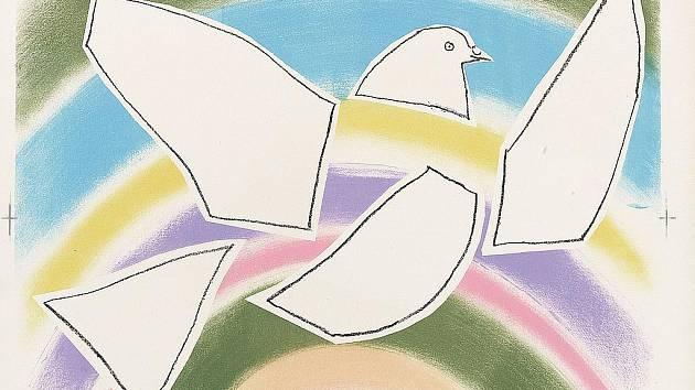 Malir Pablo Picasso O Valce Miru I Svobode V Albertine Brnensky