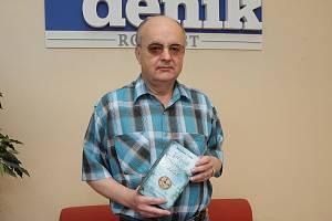 Spisovatel Stanislav Češka.