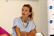 Daniela Peštová.
