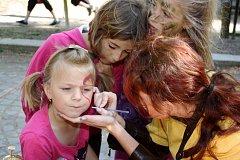 Bambiriáda přináší již tradičně dny plné her a zábavy pro nejmenší.