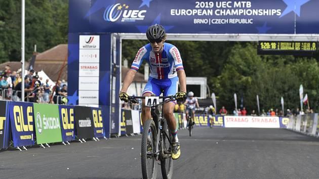 V kategorii do 23 let skončil na 18. místě český reprezentant Matěj Průdek (na snímku).
