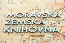 Moravská zemská knihovna v Brně.