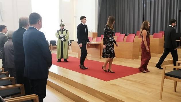 Historicky první Ceny rektorky Mendelovy univerzity v Brně získalo v úterý osm oceněných.
