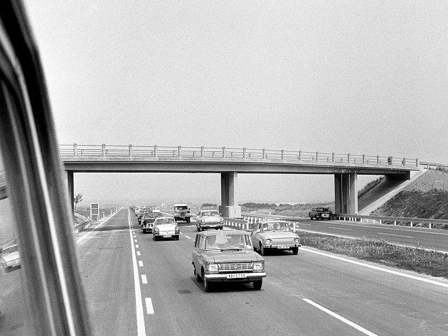 Výročí čeká i dálnici D1.