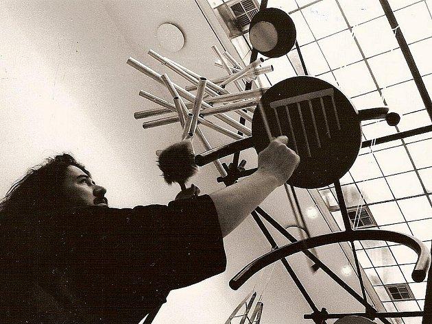Soubor bicích nástrojů Dama-Dama vede Dan Dlouhý.
