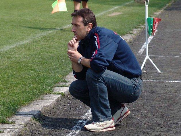 Novým trenérem Bystrce je Zbyněk Zbořil.