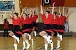 Tělocvičná sokolská akademie v Tišnově.