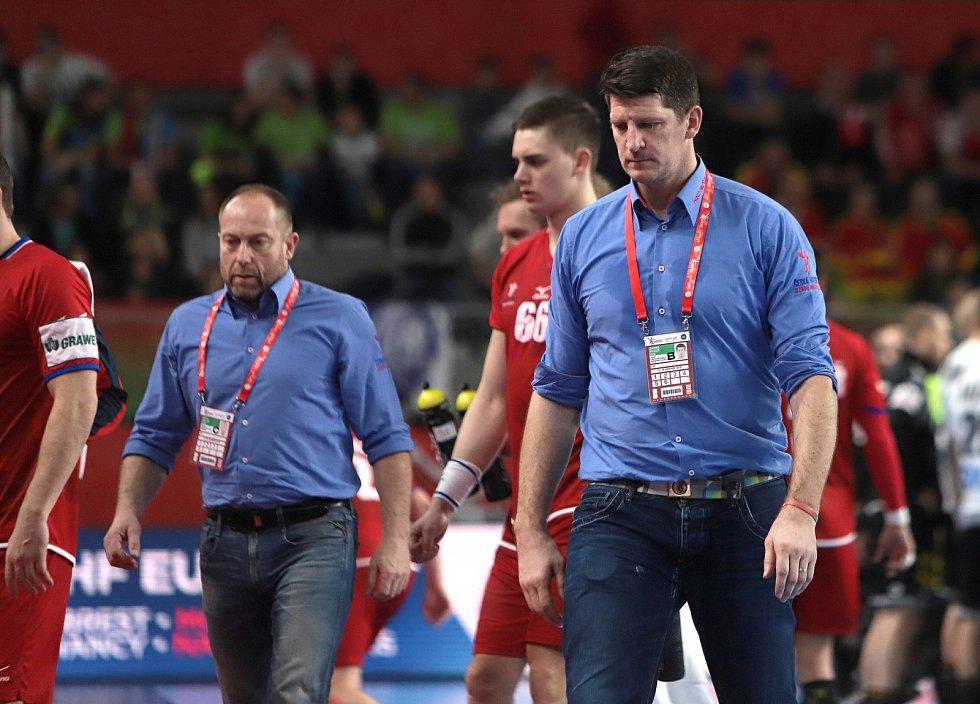 Čeští házenkáři odehráli vyrovnaný souboj s úřadujícími mistry Evropy. V prvním utkání čtvrtfinálové skupiny na mistrovství Evropy prohráli v chorvatském Varaždínu s Německem 19:22.